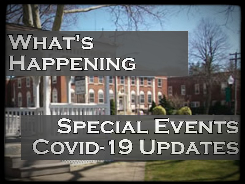 What's Happening and Special Events in the Town of Southington