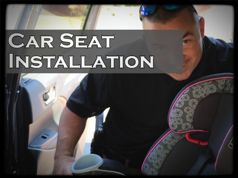 Car Seat Install.  Click for information on Car Seat laws, installations, and contact information for a Car Seat installer